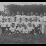 1925: Turner auf dem RFG-Platz