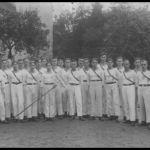 1926: Turner beim Kreisturnfest in Offenburg