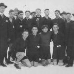 1927: Handballer