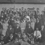 1929: Turnerfamilie beim Pfingstausflug