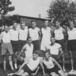 1930: Wettkampf in Staffort