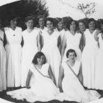 1933: Schauturnen auf dem Deutschen Turnfest in Stuttgart
