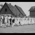 1936: Aufmarsch in Rüppurr