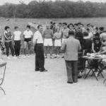 1957: Ringtennisturnier