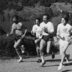 1989: Leichtathleten