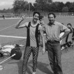 1989: Leichtathleten: Alexander Kleber und Volker Meier