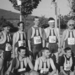 1998: Laufsport beim 16. Internationalen Karlsruher Stadtmarathon