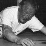 2001: Montagsturner Wilhelm Drach wird 90